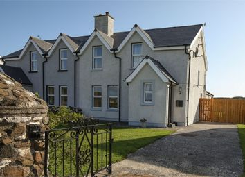 Thumbnail 4 bed semi-detached house for sale in Rathlin Island, Ballycastle, County Antrim