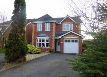 Thumbnail 4 bed detached house for sale in Horrocks Fold, Much Hoole, Preston