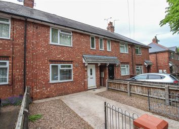 Thumbnail 3 bed terraced house for sale in Browning Drive, Lincoln