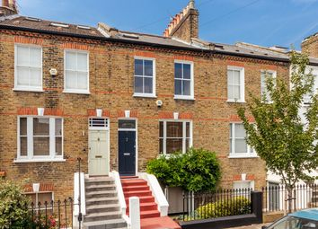 Thumbnail 4 bed terraced house for sale in Priory Road, Bedford Park Borders, Chiswick, London