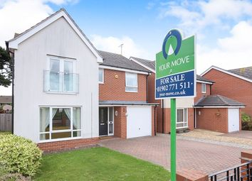 Thumbnail 4 bed detached house for sale in Oval Drive, Wolverhampton