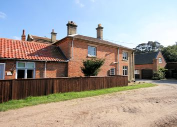 Thumbnail 3 bed cottage to rent in Melton Park, Melton Constable