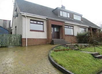 Thumbnail 3 bed semi-detached house for sale in Ryeside Place, Dalry