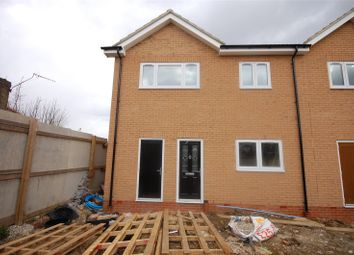 Thumbnail 4 bed end terrace house for sale in Clay Hill Road, Basildon, Essex