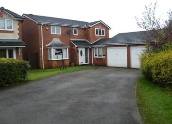 Thumbnail 4 bed detached house to rent in Sandalwood, Westhoughton