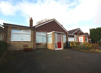 3 bed detached bungalow for sale in Chester Road, Talke, Stoke-On-Trent ST7