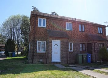 Thumbnail 1 bed terraced house for sale in Charterhouse Close, Bracknell
