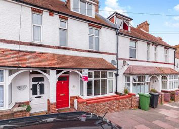 Thumbnail 4 bedroom terraced house for sale in Rodmill Road, Eastbourne