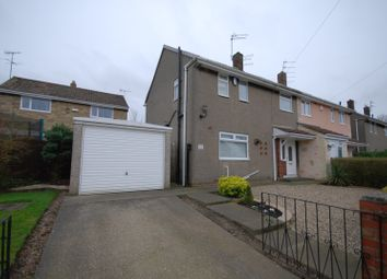 Thumbnail 3 bed semi-detached house for sale in Longrigg, Gateshead