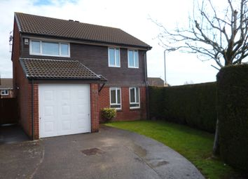 Thumbnail 4 bed detached house for sale in Sanderling Drive, St. Mellons, Cardiff