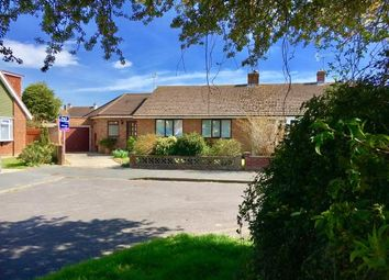 Thumbnail 3 bed bungalow for sale in Godman Close, Bognor Regis, West Sussex