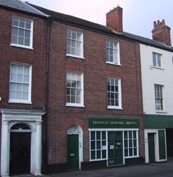 Thumbnail 1 bedroom flat to rent in Silver Street, Taunton
