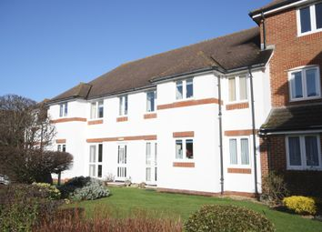 Thumbnail 1 bed flat for sale in Danestream Court, Milford On Sea