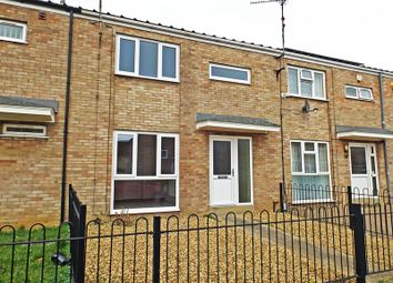 Thumbnail 3 bedroom terraced house for sale in Eastgate, Peterborough, Lincolnshire