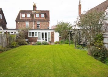 Thumbnail 4 bed semi-detached house for sale in Goudhurst Road, Tonbridge