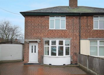 2 bed semi-detached house for sale in Parkyn Road, Daybrook, Nottingham NG5