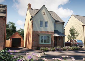 "Thumbnail 3 bed detached house for sale in ""The Whitfield"" at Thatcham Road, Walton Cardiff, Tewkesbury"