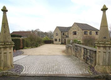 Thumbnail 6 bed detached house for sale in Low Wood, Swarland, Northumberland