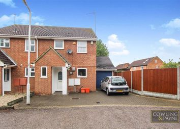 Thumbnail 3 bed semi-detached house for sale in Roding Way, Wickford, Essex