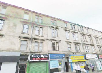 Thumbnail 1 bedroom flat for sale in 910, Shettleston Road, Flat 2-1, Glasgow