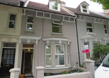 Thumbnail 4 bed terraced house for sale in Clyde Road, Brighton