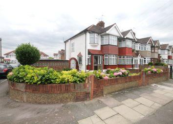 Thumbnail 3 bed end terrace house for sale in Bullsmoor Ride, Waltham Cross, Hertfordshire