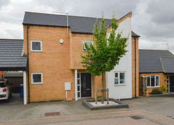 Thumbnail 3 bedroom link-detached house for sale in Foxfield Close, Sheffield