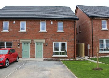 Thumbnail 3 bed semi-detached house to rent in Millmount Village Way Millmount Village Square, Dundonald, Belfast