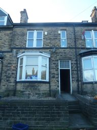 Thumbnail 5 bed terraced house to rent in Crookes Road, Sheffield