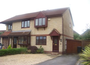 Thumbnail 2 bed semi-detached house to rent in Kelston Road, Weston-Super-Mare