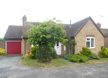 Thumbnail 2 bed detached bungalow for sale in Red Barn Piece, Grundisburgh, Woodbridge