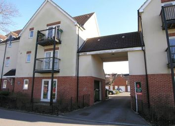 Thumbnail 1 bed flat to rent in Towpath Gardens, The Moorings, Swindon