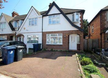 Thumbnail 3 bed end terrace house for sale in Worcester Gardens, Greenford