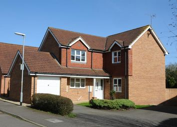 Thumbnail 4 bed detached house for sale in Woodland View, Spilsby