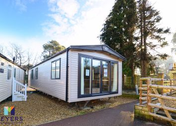 Thumbnail 3 bedroom mobile/park home for sale in Organford Road, Sandford