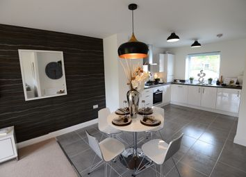 Thumbnail 4 bed semi-detached house for sale in Off Lakeside Boulevard, Cannock, Staffordshire