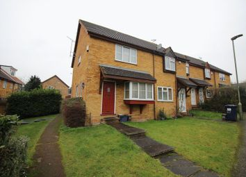 Thumbnail 3 bedroom end terrace house for sale in Beaumaris Green, Pendragon Walk