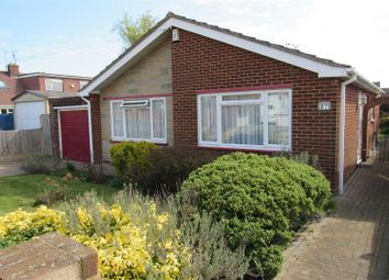 Thumbnail 2 bed detached bungalow for sale in Blean View Road, Herne Bay
