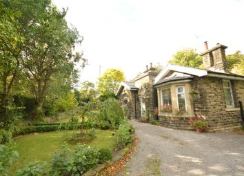 Thumbnail 3 bed detached bungalow for sale in The Lodge, Harrogate Road, Idle, West Yorkshire
