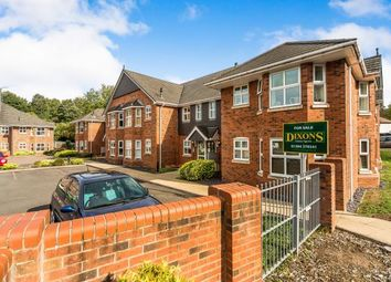 Thumbnail 2 bed flat for sale in Crownoakes Drive, Wordsley, Stourbridge, West Midlands