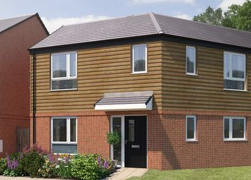 Thumbnail 3 bed semi-detached house for sale in The Hazlewood, Tibbington Terrace, Tipton