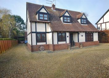 Thumbnail 5 bed detached house for sale in Charnwood Place And Tudor Lodge, Sutton St. Edmund, Spalding