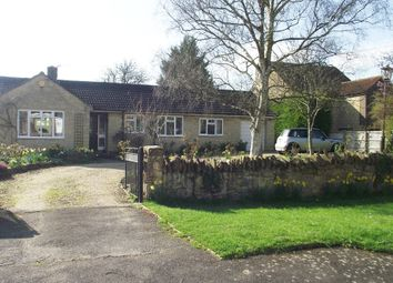 Thumbnail 4 bed detached bungalow for sale in Queen Street, Tintinhull, Yeovil