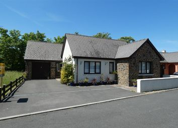 Thumbnail 3 bed bungalow for sale in Pelcomb Drive, Pelcomb Cross, Haverfordwest