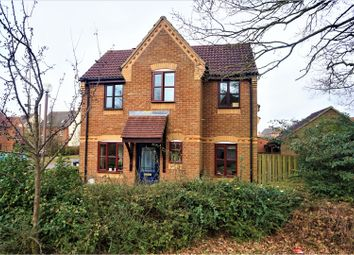 Thumbnail 3 bedroom detached house for sale in Bridlington Crescent, Monkston