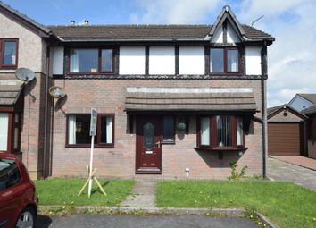 Thumbnail 3 bed semi-detached house for sale in Baycliff Drive, Dalton-In-Furness
