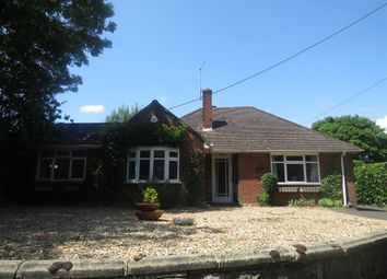 Thumbnail 2 bed detached bungalow for sale in Stapehill Road, Wimborne