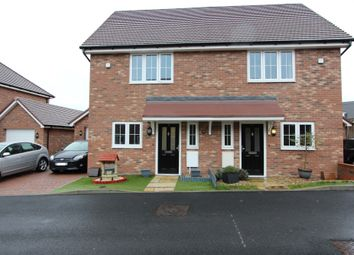 Thumbnail 2 bed semi-detached house for sale in Greensand Meadow, Kent