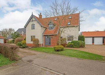 Thumbnail 4 bed detached house for sale in Winfarthing, Diss, Norfolk