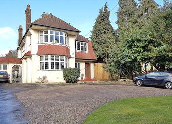 Thumbnail 4 bedroom detached house for sale in Barnet Road, Arkley, Hertfordshire